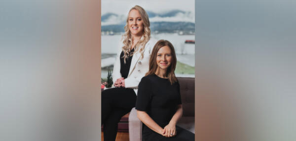 Morgyn Chandler and Krista Simon Canada's Best Lawyers